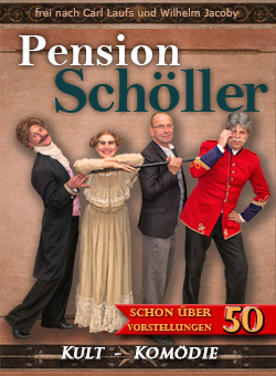 Pension Schöller - Kult-Komödien-Dinner